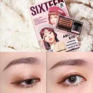 New! Sixteen Magazine Eyeshadow !