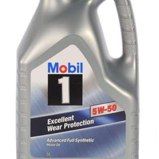 Mobil One 5W50