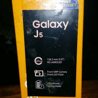 Samsung J5 duos Gold 2015 openline