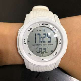 Calypso Chrono digital watch