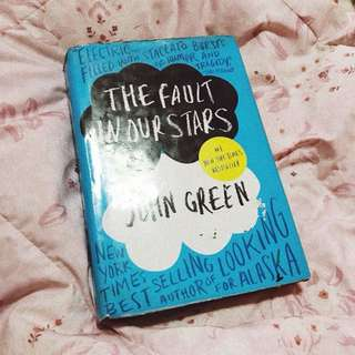 JONH GREEN BOOKS FOR SALE!