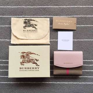 Burberry Luna Wallet Small
