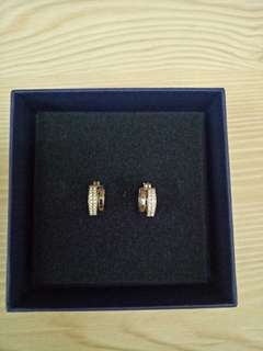 Authentic Swarovski Crystal Earring