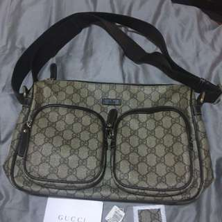 ❗️REPRICE❗️Authentic Gucci Sling bag