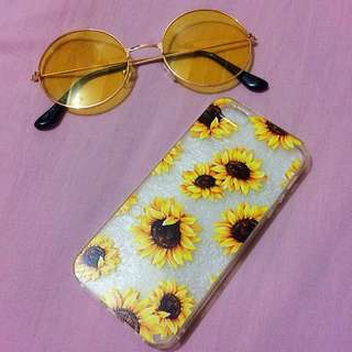 Iphone 5/5s Sunflower phone case 🌻🌻