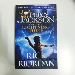 [BRAND NEW] Percy Jackson and The Lightning Thief