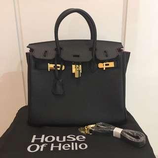 House of Hello Birkin BK30 Goldware
