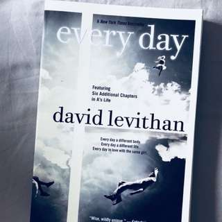 David Levithan books