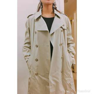 Burberry Trench Coat (blue label)
