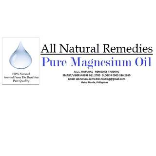 ALL NATURAL REMEDIES