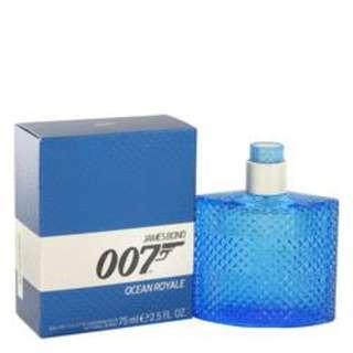 007 Ocean Royale Cologne By JAMES BOND FOR MEN 2.5 oz Eau De Toilette Spray