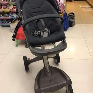 5-yr Old Stokke Xplory Stroller