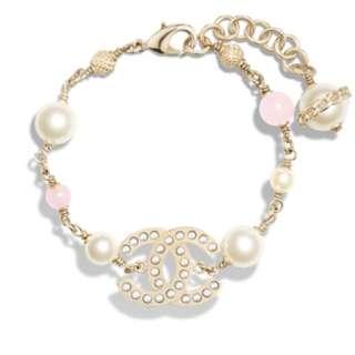 2018新款 Chanel珍珠手鏈