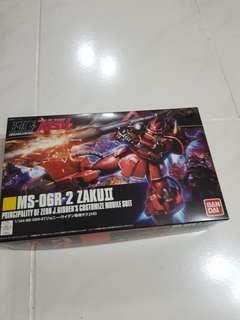 Gundam Zaku HG 1/144