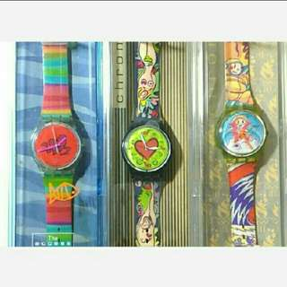 Swatch Watches Each