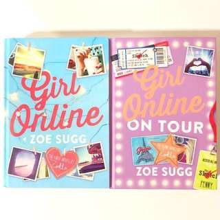Girl Online Novels