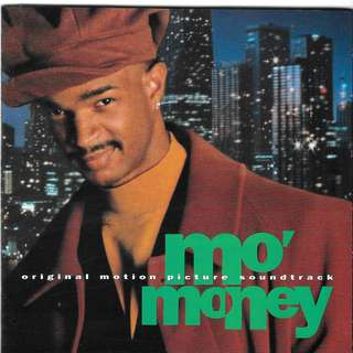 MY CD  ORIGINAL MUSIC SOUNDTRACKS FROM MO MONEY // FREE  DELIVERY