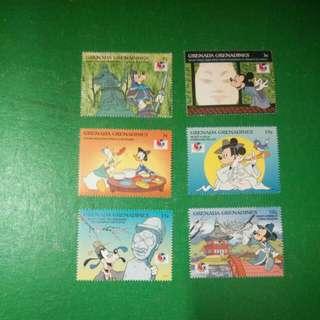 3 迪士尼郵票