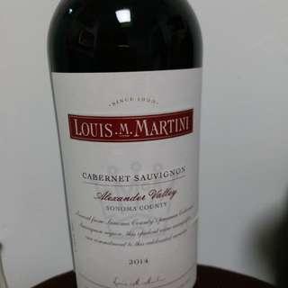 Louis m martini 2014