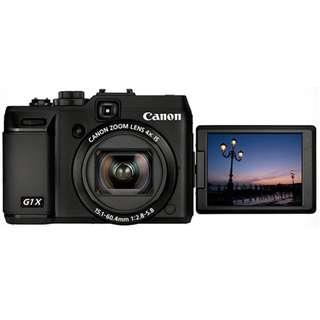 Canon G1X [REPRICED]