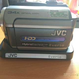 JVC Hard Disk Camcorder Price Nego