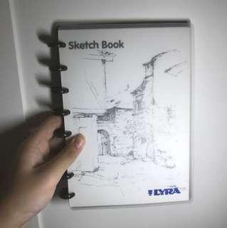 Lyra Sketch Book