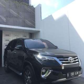 Toyota Fortuner VRZ 2.4 4x2 2016