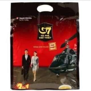 🚚 越南G7咖啡 三合一咖啡800g/50入