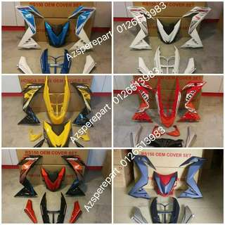 COVERSET RS150R