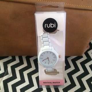Jam tangan merk Rubi