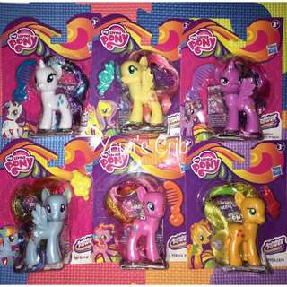 MY LITTLE PONY RAINBOW POWER COLLECTION