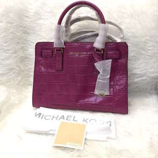 Michael Kors Fuschia Bag