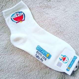 Doraemon iconic socks
