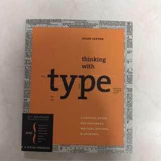 Design book typography