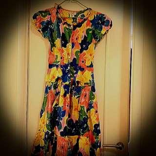 COTTON COLLECTION Dress