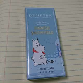 Demeter nordic edition & moomin finnish snowfield EDT 30ml