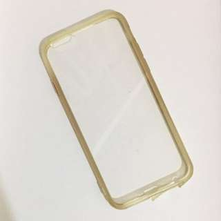 iPhone 6/6s clear softcase