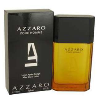 Azzaro Cologne By AZZARO FOR MEN 3.4 oz After Shave Lotion