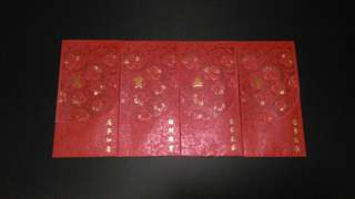 2018 Red Packet Man Power Group - 8pcs/pkt