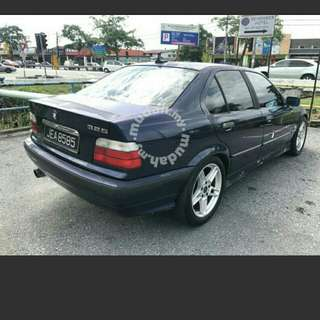 1997 BMW 318i E 36 (A)
