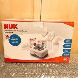 全新NUK 母乳餵哺星級套裝-香港行貨