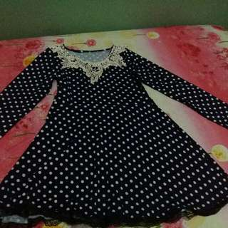 DRESS SELUTUT SIZE M,L