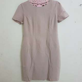 Accent dusty pink