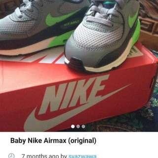 Nike Airmax (Authentic)