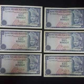 RM1 SIRI 3 6PCS RUNNING