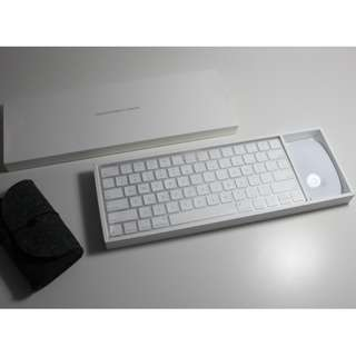 Apple Magic Keyboard & Mouse 2