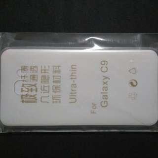 Samsung Galaxy C9 透明手機套