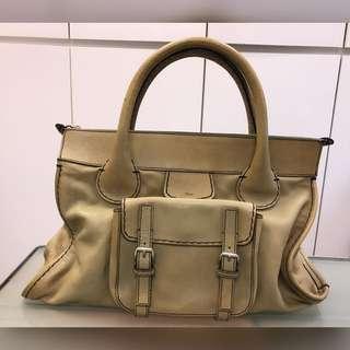 Chole Mastic Edith Satchel Bag