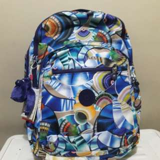 Kipling Seoul Ocean Dream Backpack