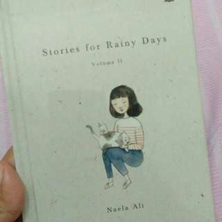 Stories for rainy days volume 2 - naela ali